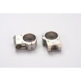 Bracelets LSL Sport Match Ø39mm position standard/5° argent