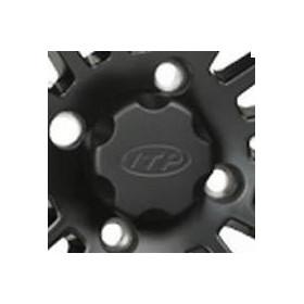 Cabochon ITP jante SD Beadlock en 137 / 156 noir