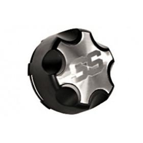 Cabochon ITP noir pour jante SS 4x110/115
