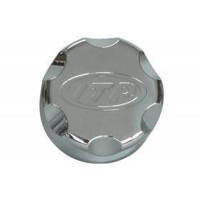 Cabochon ITP chrome pour jante 4x156