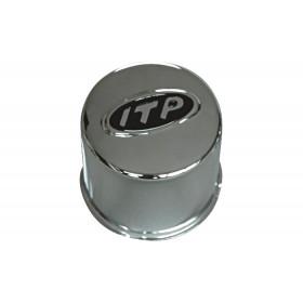 Cabochon ITP chrome pour jante 12C/14C 4x110/115