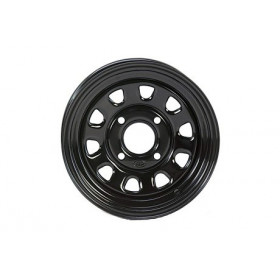 Jante utilitaire ITP acier noir quad 12x7 4x156 4+3