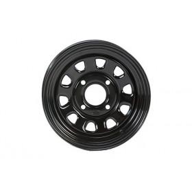 Jante utilitaire ITP acier noir quad 12x7 4x137 2+5