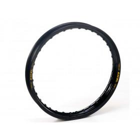 Jante Nue avant Haan Wheels 21 X 1,60 X 32T noir pour moyeu Haan Wheels