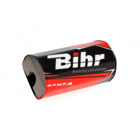 Mousse de guidon BIHR guidon sans barre noir/rouge