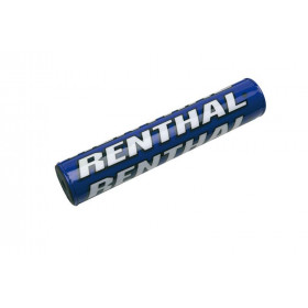 Mousse de guidon RENTHAL SX 245mm bleu