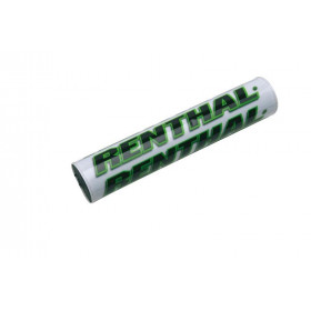 Mousse de guidon RENTHAL Mini SX 205mm blanc/vert