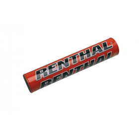 Mousse de guidon RENTHAL Mini SX 180mm rouge