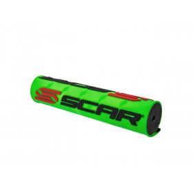 Mousse de guidon SCAR vert pour guidon avec barre