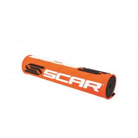Mousse de guidon SCAR orange pour guidon avec barre