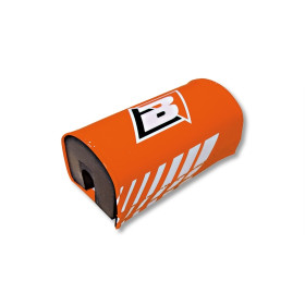 Mousse de guidon BLACKBIRD orange 245mm