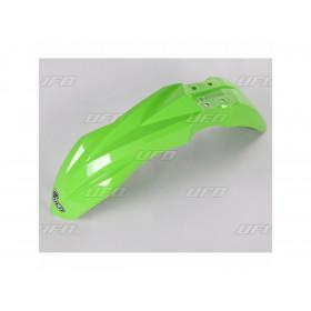 Garde-boue avant UFO vert Kawasaki KX450F