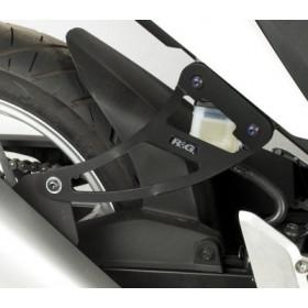 Patte de fixation de silencieux R&G RACING noir Honda
