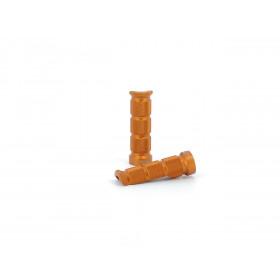 Reposes-pied V PARTS Racing orange