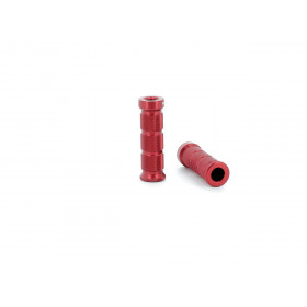Reposes-pied V PARTS Sport rouge