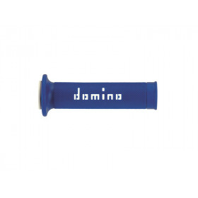 Revêtements DOMINO A010 Road/Racing bleu/blanc