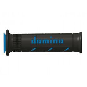 Revêtements DOMINO A250 XM2 Super Soft noir/bleu