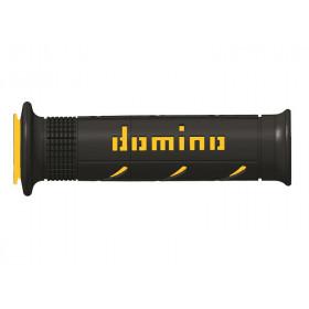 Revêtements DOMINO A250 XM2 Super Soft noir/jaune