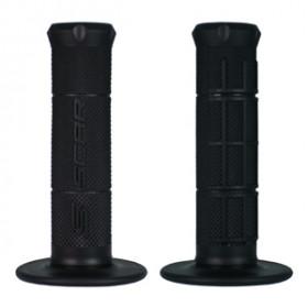 Revêtements SCAR MX picots/semi gauffré souple noir
