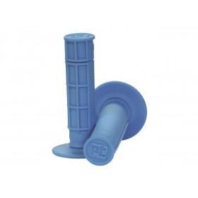 Revêtements Pro Taper Neon semi-gauffré bleu fluo