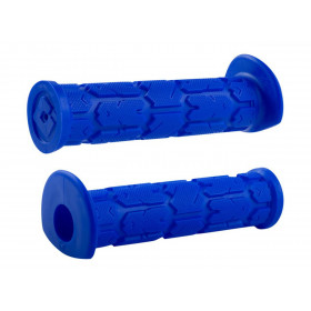 Revêtements ODI Rogue Quad bleu ø22,2 mm