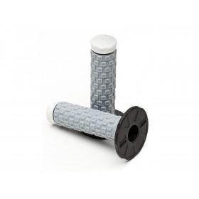Revêtements quad ProTaper Pillow Top avec flanc noir/gris/blanc ø22 mm