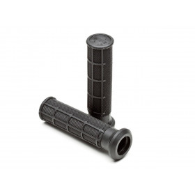 Revêtements quad ProTaper simple densité semi-gaufré noir soft ø22 mm