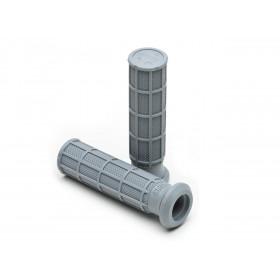 Revêtements quad ProTaper simple densité gaufré complet gris clair soft ø22 mm