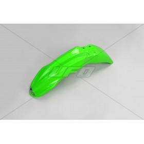 Garde-boue avant UFO vert Kawasaki KX250F/450F
