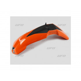 Garde-boue avant UFO orange KTM SX65