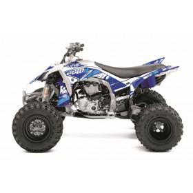 Kit déco KUTVEK Rotor bleu Yamaha Grizzly 700