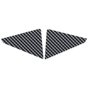 Sticker boîte à air BLACKBIRD Carbon Look Honda CR125R/250R
