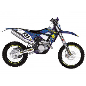 Kit déco BLACKBIRD Rockstar Energy Sherco