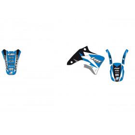 Kit déco BLACKBIRD Dream Graphic 3 TM tous modèles 4T