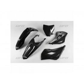 Kit plastique UFO noir Husqvarna TC85