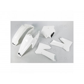 Kit plastique UFO blanc KTM SX85
