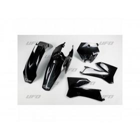 Kit plastique UFO noir KTM SX85