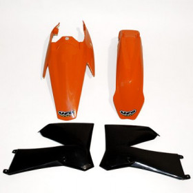 Kit plastique UFO couleur origine orange KTM SX85