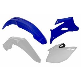 Kit plastique RACETECH couleur origine bleu/blanc Yamaha WR450F