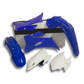 Kit plastique RACETECH couleur origine (2013) bleu/blanc Yamaha WR250F