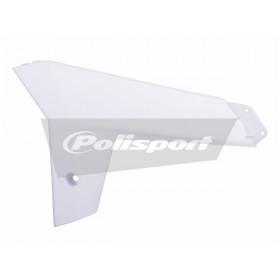 Ouïes inférieures de radiateur POLISPORT blanc Gas Gas EC/EC-F