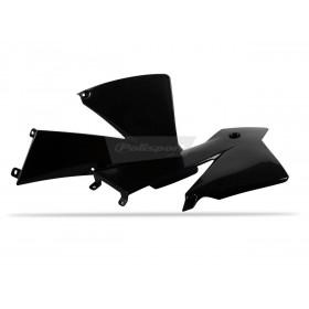 Ouïes de radiateur POLISPORT noir KTM SX125/SX250
