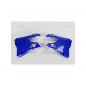 Ouïes de radiateur UFO bleu Reflex Yamaha