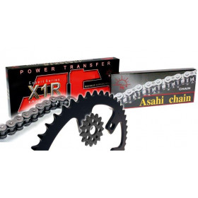 Kit chaine JT DRIVE CHAIN 14/50 Beta RR50 Std/Factory/Supermotard/SM Track