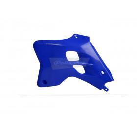 Ouïes de radiateur POLISPORT bleu Yamaha YZ80LC/YZ80LW