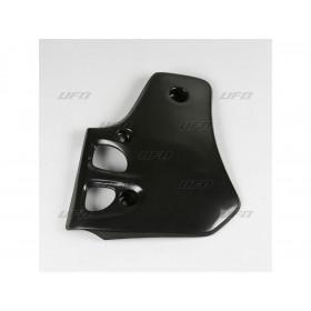 Ouïes de radiateur UFO noir Suzuki RM80