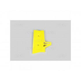 Ouïes de radiateur UFO jaune Suzuki RM60