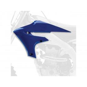 Ouïes de radiateur POLISPORT bleu Yamaha YZ450F
