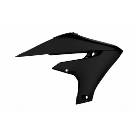 Ouïes de radiateur POLISPORT noir Yamaha YZ450F