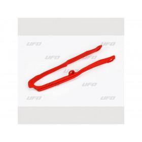 Patin de bras oscillant UFO rouge Honda CRF450R/450RX